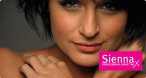 Sienna-X Tanning